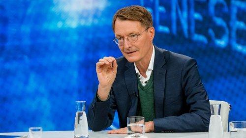 Karl Lauterbach bei illner: Impfpflicht nicht durchsetzbar