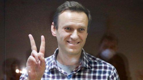 Kreml-Kritiker: Nawalny erhält Sacharow-Menschenrechtspreis