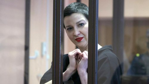 Kolesnikowa zu elf Jahren Haft verurteilt