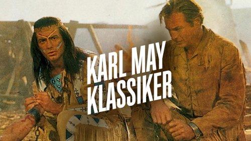 Karl May - Sechs Film Klassiker