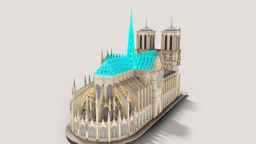 Notre-Dame: So steht es um den Wiederaufbau