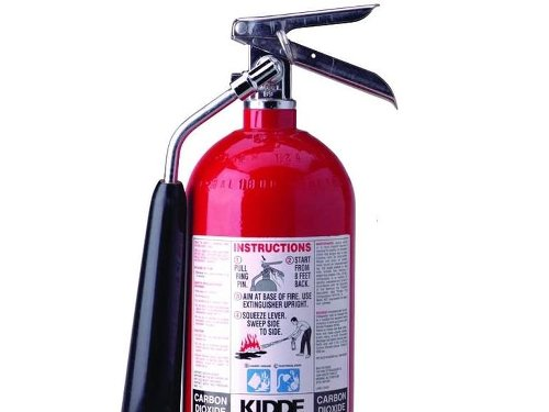 The top work from home essential people forget: Fire extinguishers | ZDNet