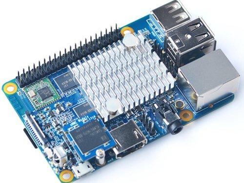 Raspberry Pi-alike NanoPi K1 Plus: For $35 you get 2xRAM, 4K video, Gigabit Ethernet | ZDNet