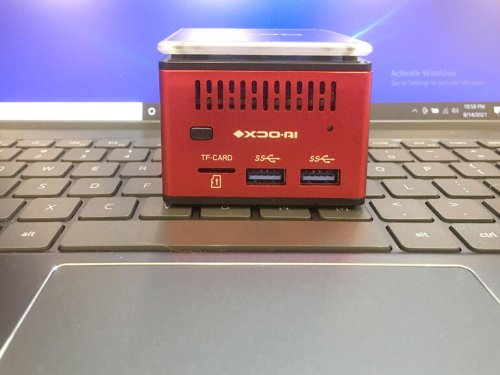 Kickstarter hands-on: Putting the XDO Pantera Pico mini PC into perspective | ZDNet