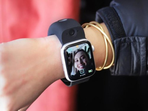 Wristcam Apple Watch live video launch brings us closer to a phone-free connected world | ZDNet