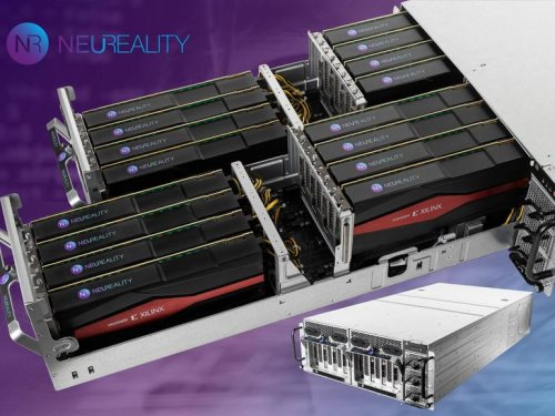 AI chip startup NeuReality introduces its NR1-P object-oriented hardware architecture | ZDNet