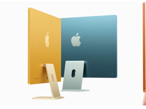 Apple's new iMac. Wait, is that a huge, slightly ugly iPhone? | ZDNet