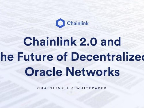 Chainlink 2.0 brings off-chain compute to blockchain oracles, promotes adoption of hybrid smart contracts   ZDNet