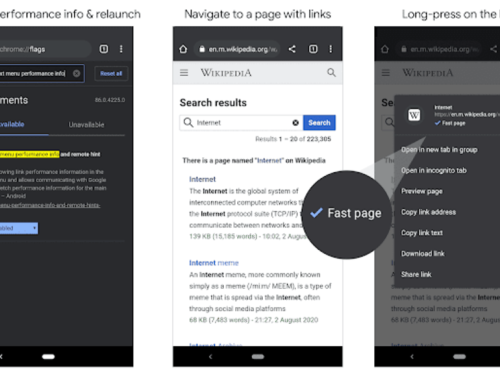Chrome for Android to label 'Fast page' sites as Google clamps down on mixed forms | ZDNet