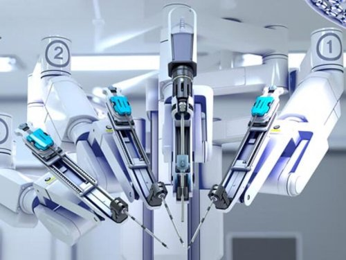 It's time to standardize robotic surgery   ZDNet