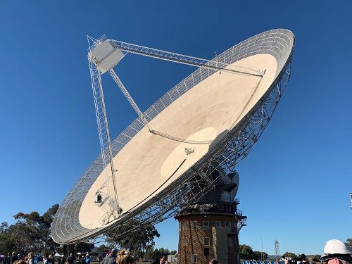 CSIRO's Parkes radio telescope to support Intuitive Machines' commercial moon landing | ZDNet