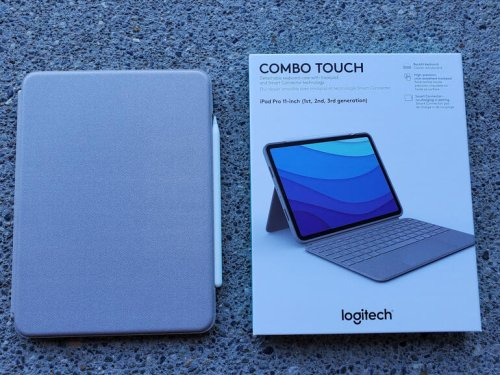 Logitech Combo Touch for iPad Pro 11-inch review: Four mode keyboard for serious productivity Review   ZDNet