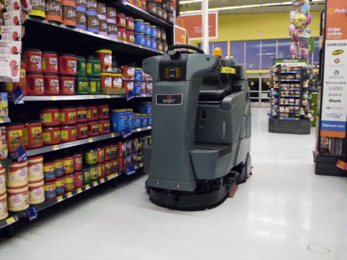 Pandemic is pushing robots into retail at unprecedented pace | ZDNet