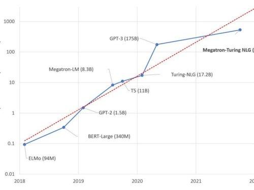 Nvidia clarifies Megatron-Turing scale claim