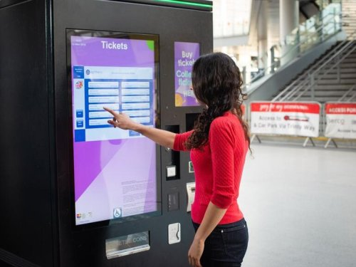 Hundreds of touchscreen ticket machines are offline after a ransomware attack | ZDNet
