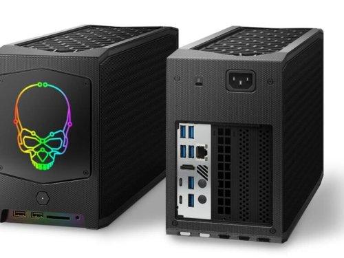 Intel unleashes Beast Canyon NUC 11 Extreme gaming desktop kit | ZDNet