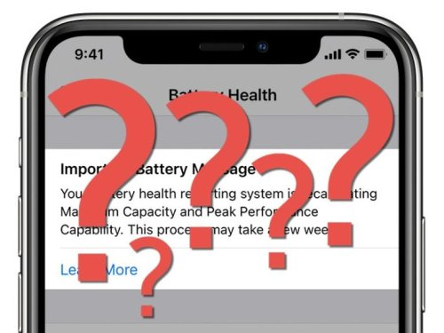What happens when iOS 14.5 finishes recalibrating your iPhone's battery? | ZDNet