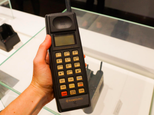 Samsung handsets through the ages: A photo tour of phone firsts | ZDNet