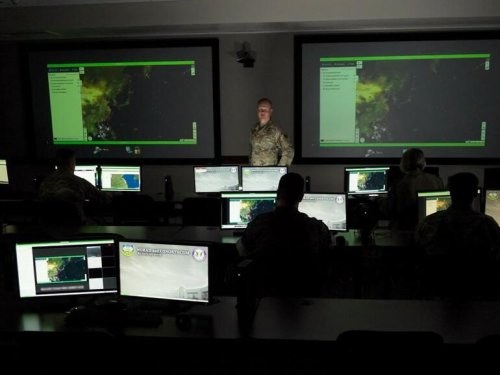 The Pentagon says its new AI can see events 'days in advance' | ZDNet