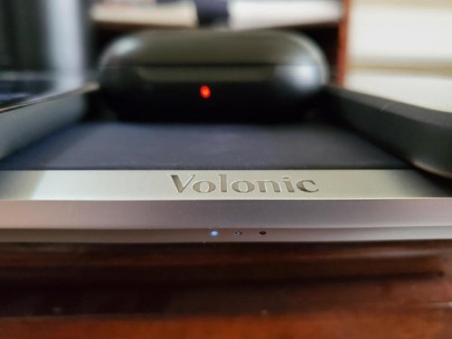 Volonic Valet 3 review: Elegant luxury FreePower wireless charging pad Review   ZDNet