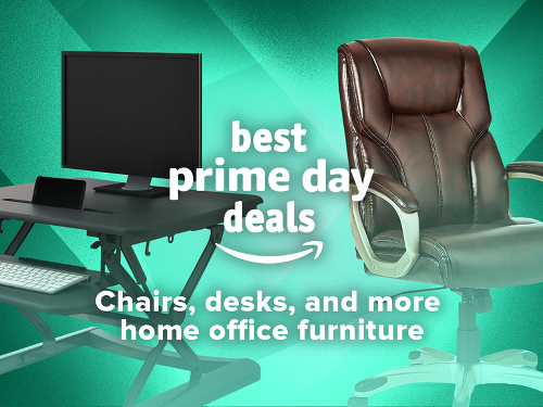 Amazon Prime Day 2021: Best home office furniture and accessories deals | ZDNet