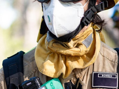 Linux Foundation, IBM, Samsung and Prometeo join forces for firefighter healthcare project   ZDNet