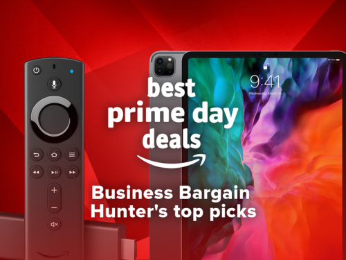 Prime Day 2020 deals still available: Business Bargain Hunter's top picks (Update: Expired) | ZDNet