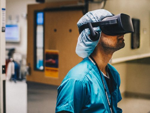 Accredited surgery instruction now available in VR | ZDNet