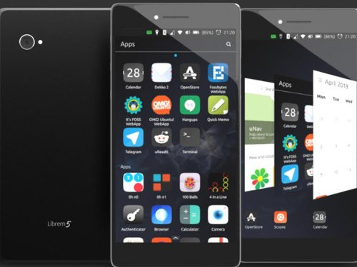 Ubuntu Touch lives on in Purism's Librem 5 smartphone | ZDNet