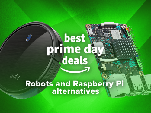 Best Amazon Prime Day 2021 deals: Robots and Raspberry Pi | ZDNet