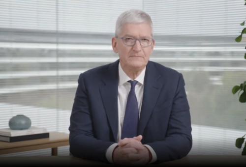 iOS : Tim Cook défend la position unique de l'App Store