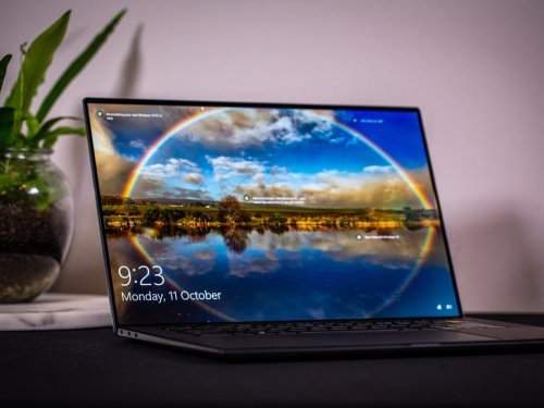 Dell XPS 15 9510: It's good to be king