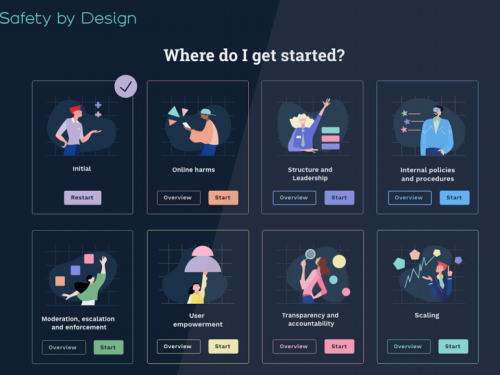 New 'safety by design' toolkit to help the global tech industry care a little bit more | ZDNet
