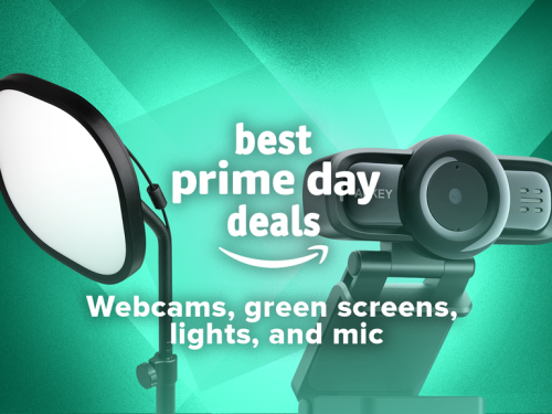 Amazon Prime Day 2021 deals: Best cameras, backdrops, tripods and more studio gear | ZDNet