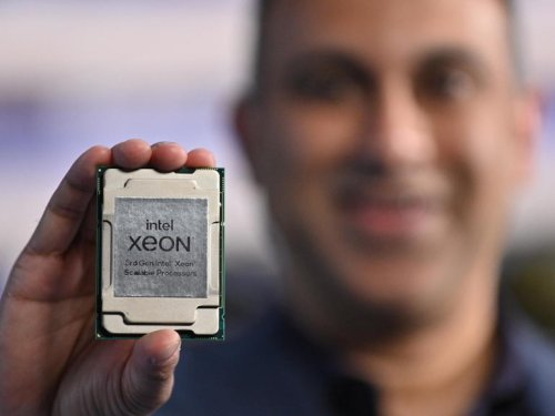 Intel launches third-gen Intel Xeon Scalable processor for data centers | ZDNet