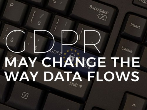 GDPR may change the way data flows - Video | ZDNet