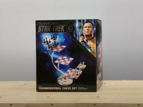 Star Trek 3D chess and more out-of-this-world ways to celebrate International Chess Day | ZDNet