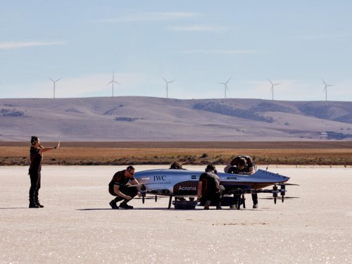 Telstra and Airspeeder team up to get racing multicopter series off the ground