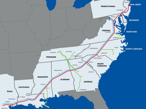 Colonial Pipeline cyberattack shuts down pipeline that supplies 45% of East Coast's fuel | ZDNet