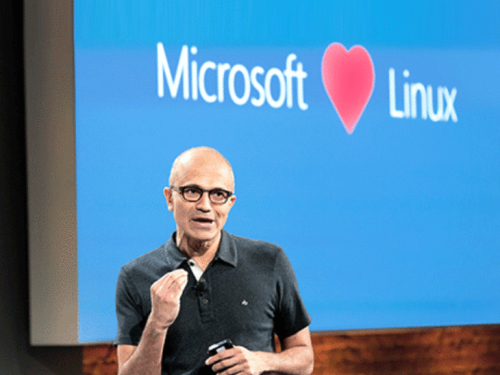 Microsoft releases its first Linux product | ZDNet
