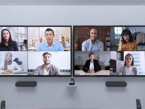 Microsoft outlines its plans to make hybrid meetings work better with new Teams features coming later this year | ZDNet