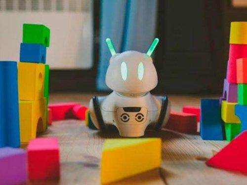 Robot for kids named best European startup | ZDNet