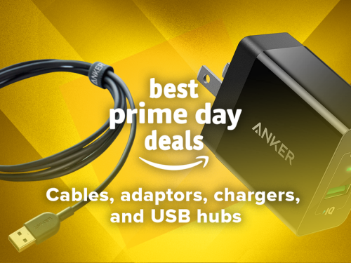 Amazon Prime Day 2021: Best cables and chargers deals | ZDNet