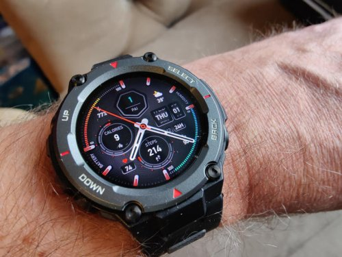 Amazfit T-Rex Pro review: Affordable, rugged, long-lasting GPS sports watch Review | ZDNet