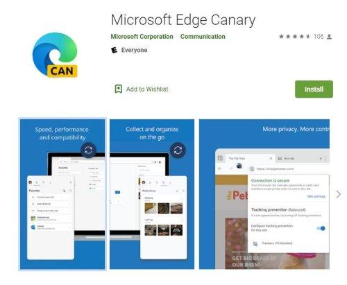 Edge : Microsoft veut harmoniser le code des différentes versions