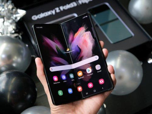 Samsung has a disturbing reason you should buy the Z Fold 3 (Tim Cook won't like it) | ZDNet