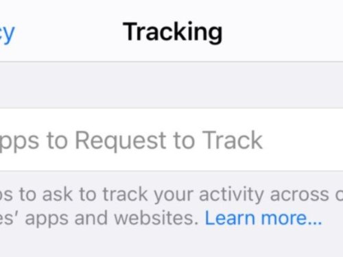 iPhone app tracking feature greyed out? Try this fix | ZDNet