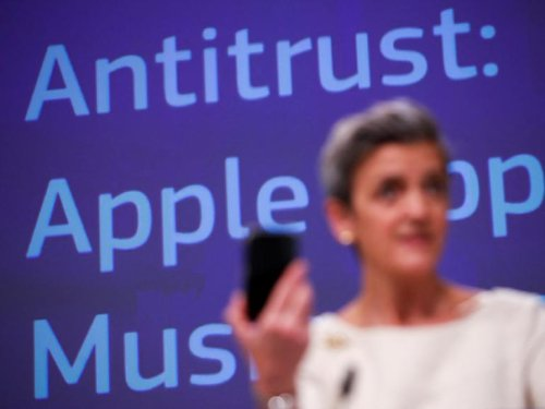 Apple breaks up advertising. When will the DOJ and the EU break up Apple? | ZDNet