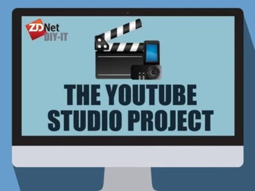 Building a YouTube studio: Upgrading to full broadcast quality video for under $3,000 | ZDNet