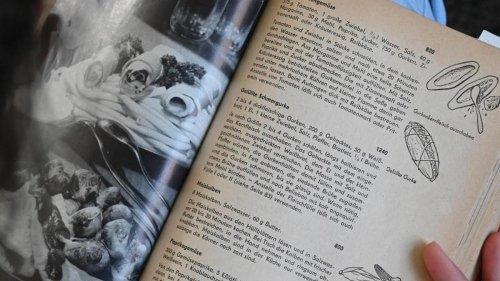 DDR-Kochbuch als Kult: Fast 60 Jahre alt und noch aktuell